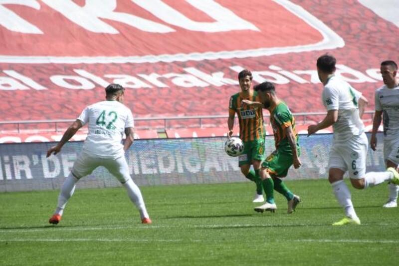 İttifak Holding Konyaspor- Aytemiz Alanyaspor: 1-0