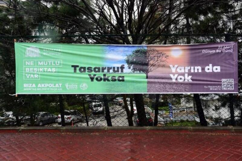 Beşiktaş Belediyesi, su tasarrufu için perlatör dağıtıyor