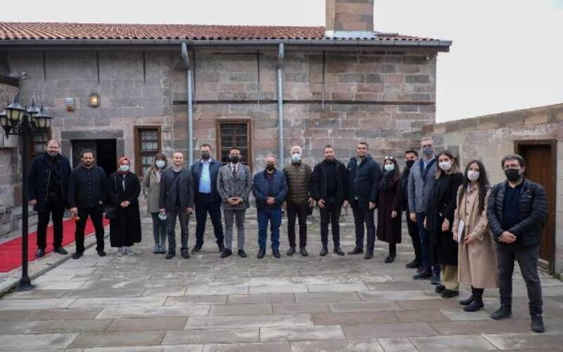 Talas'ta Millet Bahçesi jürisi inceleme yaptı