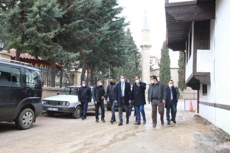 Tokat'ta, sokak sağlıklaştırma çalışmaları devam ediyor