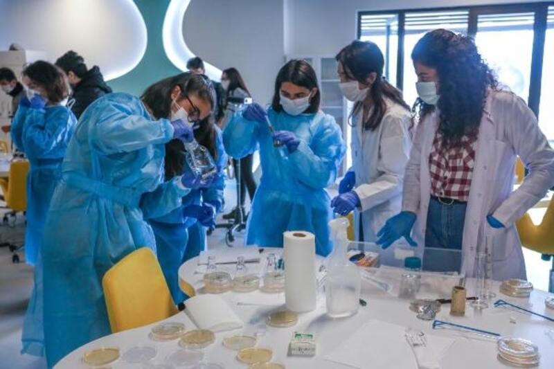 Antalya Bilim Merkezi kapılarını açtı