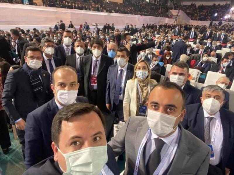 AK Parti MKYK'ya Antalya'dan 4 isim