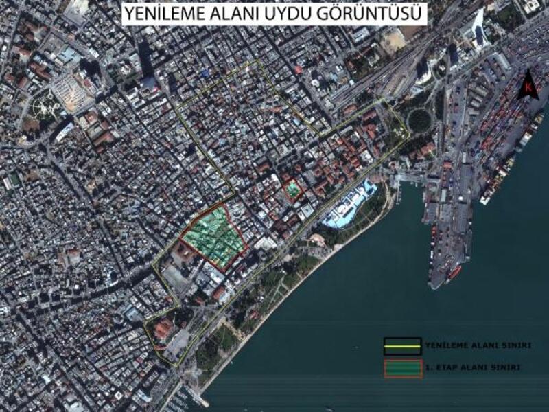Büyükşehir, yenileme projeleri hazırlıyor
