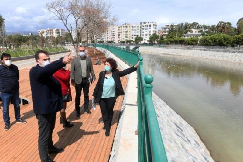 Yenişehir'de bisiklet yolları artıyor
