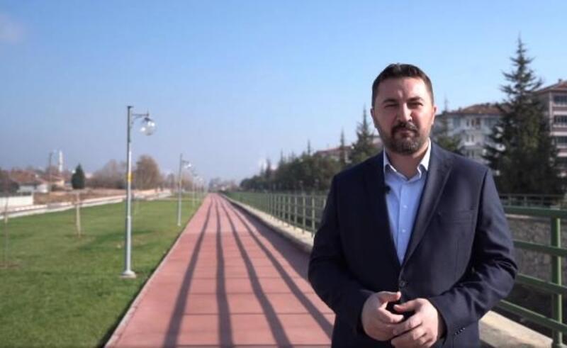 Turhal'da Çivril Deresi baştan sona yenilendi