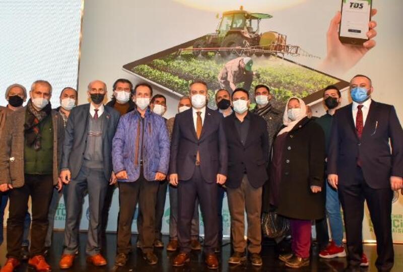 Bursa Büyükşehir Belediyesi, 2023 sonuna kadar 5 milyon meyve fidanını toprakla buluşturacak