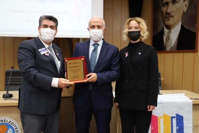 Akdeniz'de 'Evka Eğitim Projesi' semineri