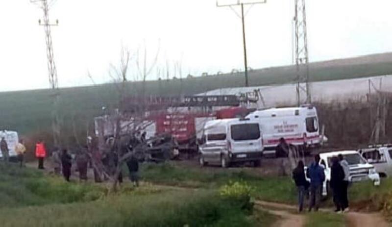 Tarsus'ta elektrik akımına kapılan işçi öldü
