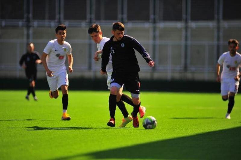 Nilüfer 2021 FK, hazırlık maçında mağlup oldu