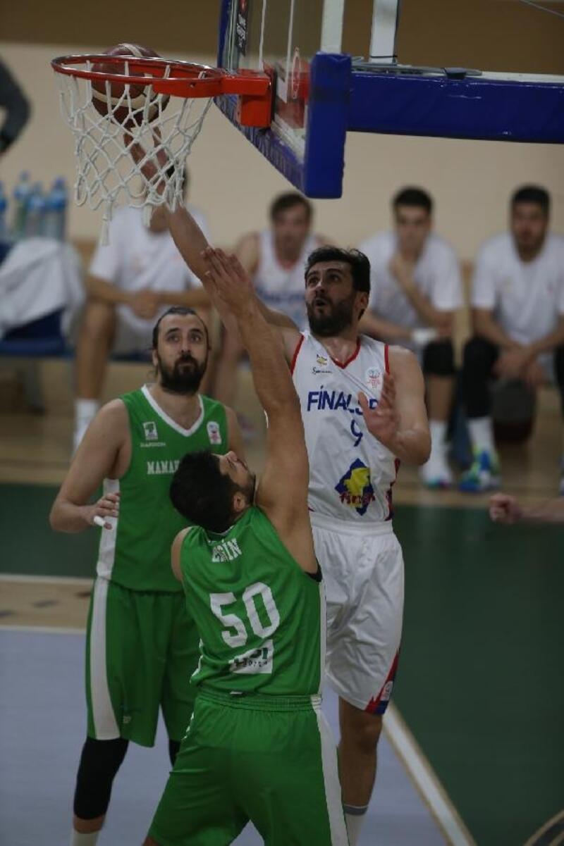Final Spor - Mamak Belediyesi: 69-78