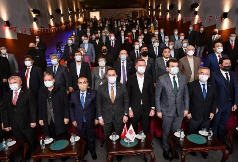 Muhsin Yazıcıoğlu vefatının 12. Yılında Beyoğlu'nda anıldı