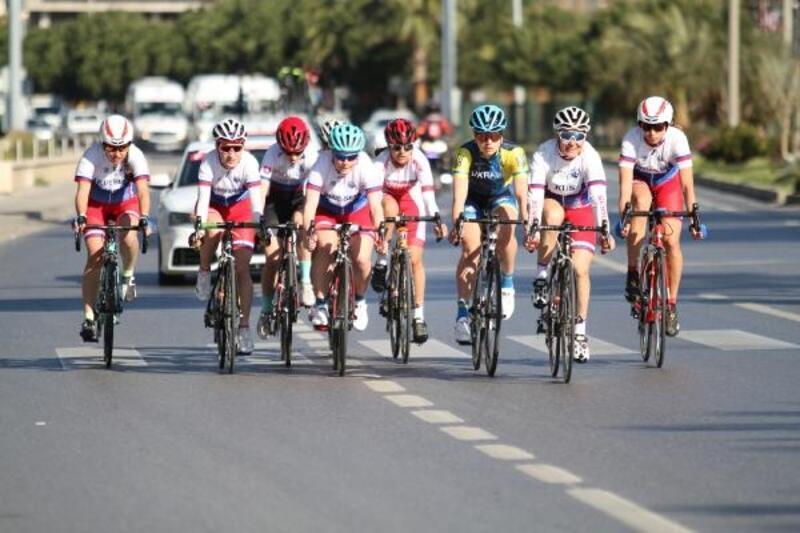İşitme Engelliler Avrupa Yol Bisikleti Şampiyonası sona erdi