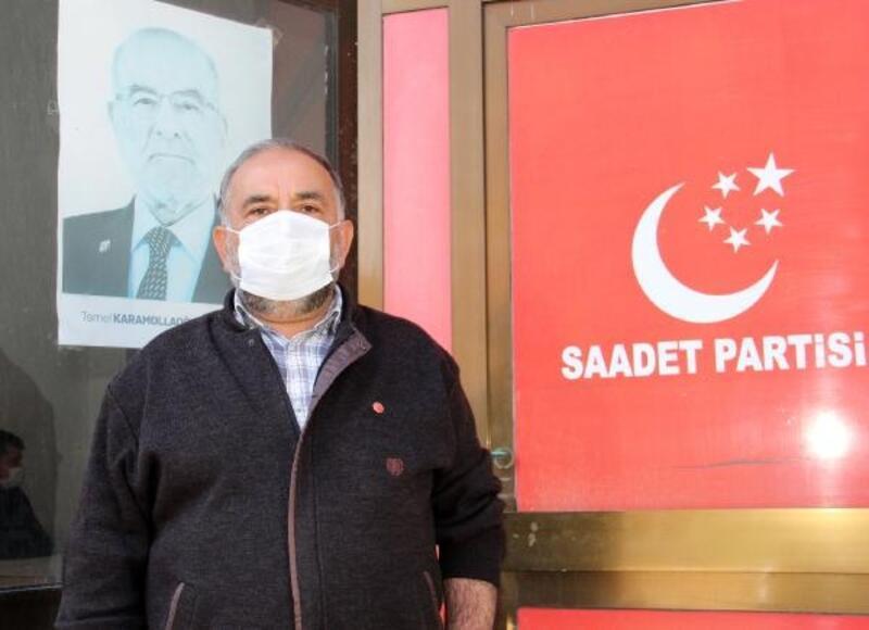 SP Dinar'da Öztürkavcı yeniden seçildi