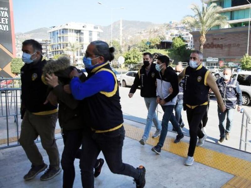 Alanya'da fuhuş operasyonu: 5 gözaltı