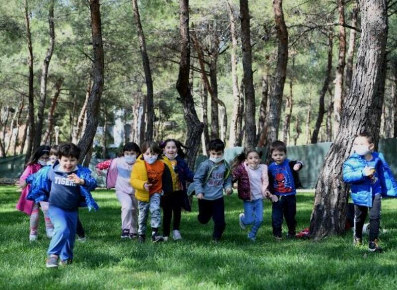 Miniklere orman sevgisi aşılandı