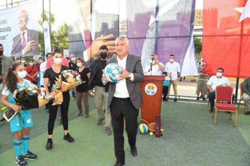 Büyükşehir'den amatör spora 1 milyon liralık destek