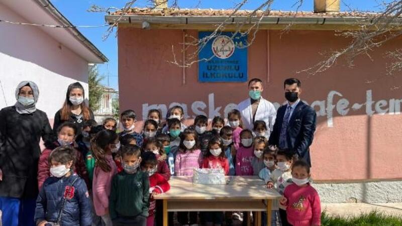 Kilis'te, 'Kütüphane haftası' kutlandı