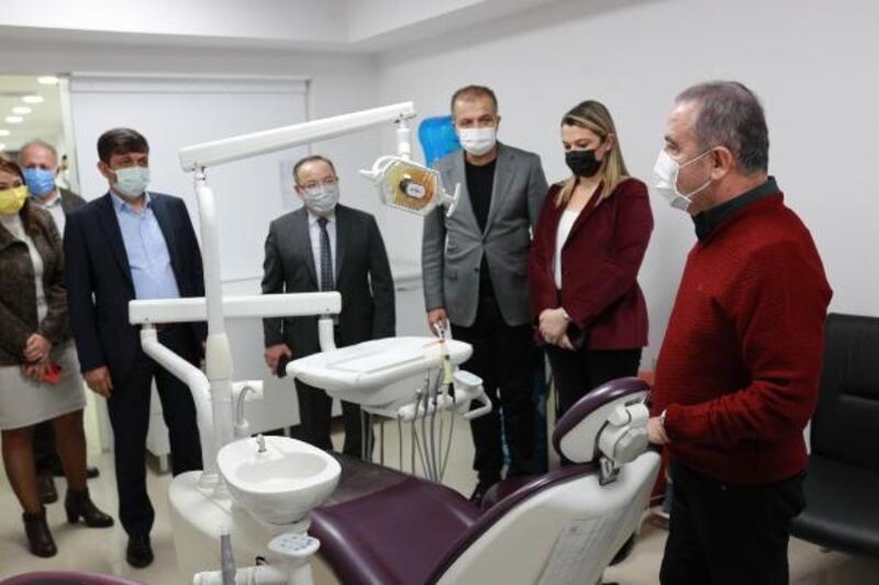 Büyükşehir Belediyesi Aile Sağlığı Merkezi açılışa hazır