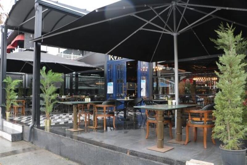 Sakarya'da kafe ve restoranlar açıldı