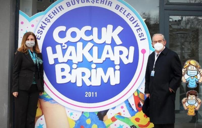 Eskişehir Büyükşehir Belediyesi'nden çocuklara özel merkez