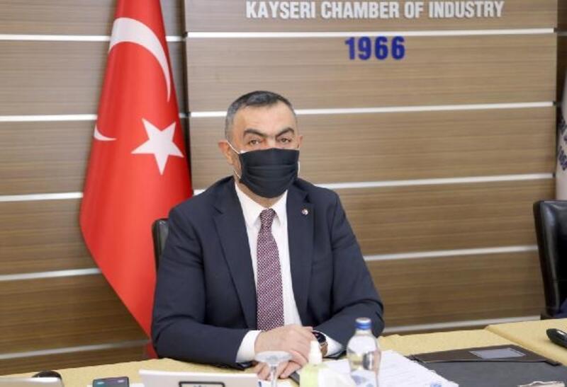 KAYSO Başkanı Büyüksimitci'den 'konteynır' açıklaması