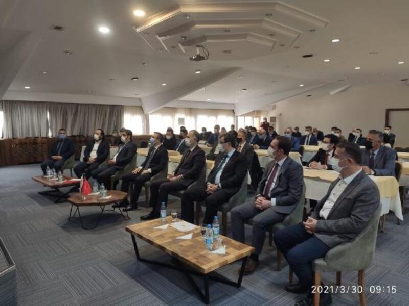 MEB'in AR-GE Merkezi Çalıştayı, Bursa'da yapıldı