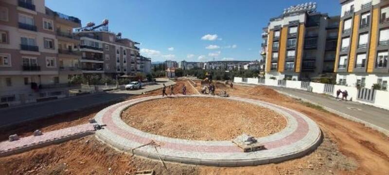 Kepez'den Göçerler Mahallesi'ne 5'inci park