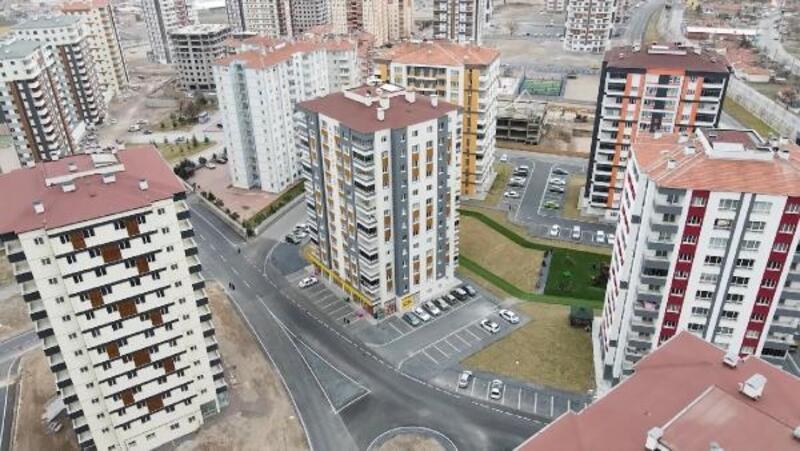 Melikgazi Belediyesi, 50 daireyi ihaleyle satışa çıkardı