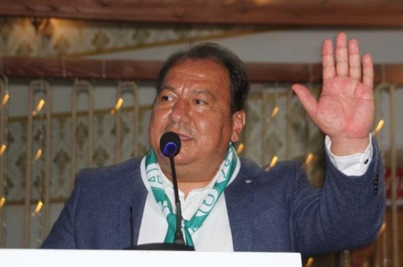Serik Belediyespor'da yeni başkan Ali Aksu