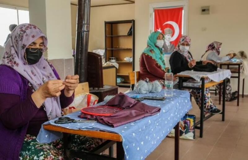 Kırklar'ın kadınların kurs talebi yerine getirildi