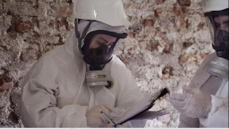 Başkan Akpolat: 25 ton asbesti Beşiktaş'tan uzaklaştırdık
