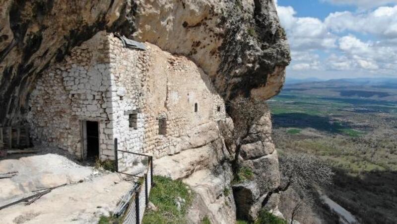 Diyarbakır'daki Ashab-ı Kehf turizme kazandırılıyor