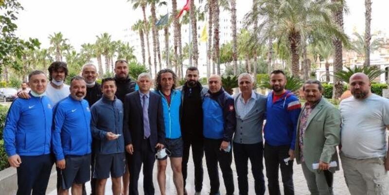 Ayyıldız Cup Masterler Turnuvası'nın 1. ayağı tamamlandı