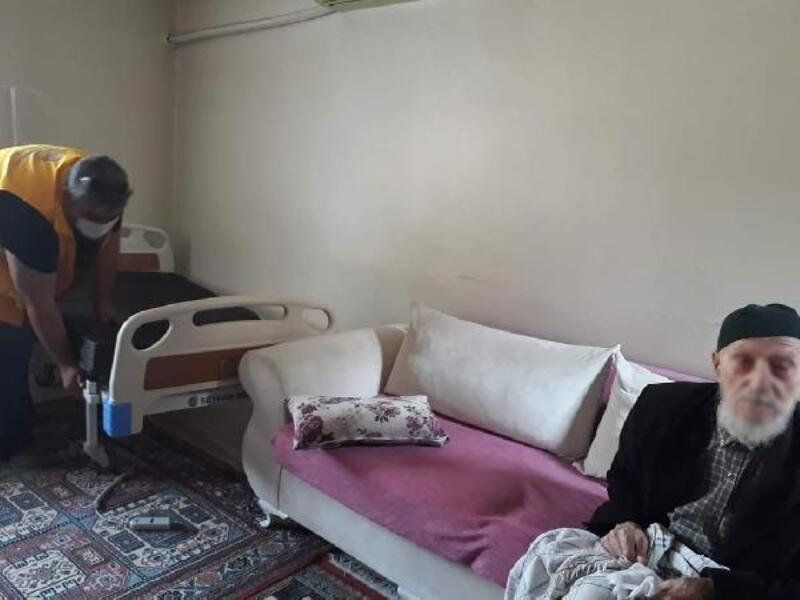 Asırlık çınarın yüzü Seyhan Belediyesi'yle güldü
