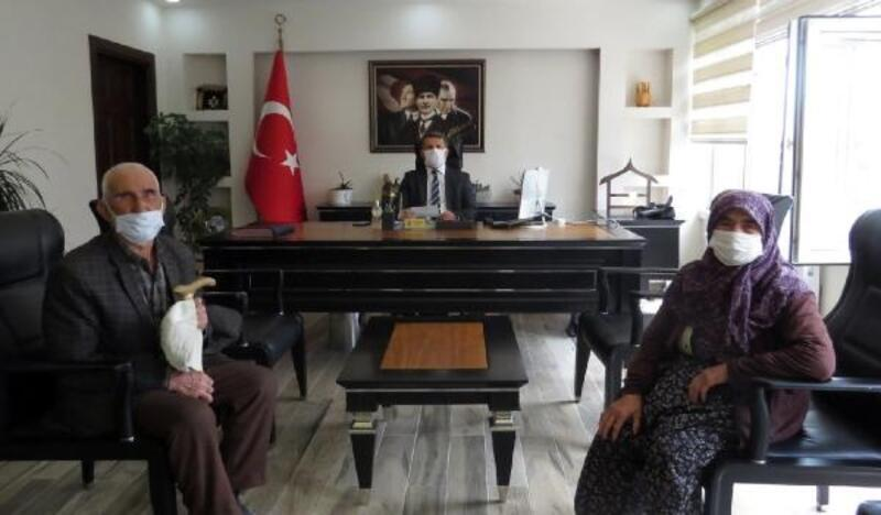 Mehmetçik Vakfı'na bağışta bulundu