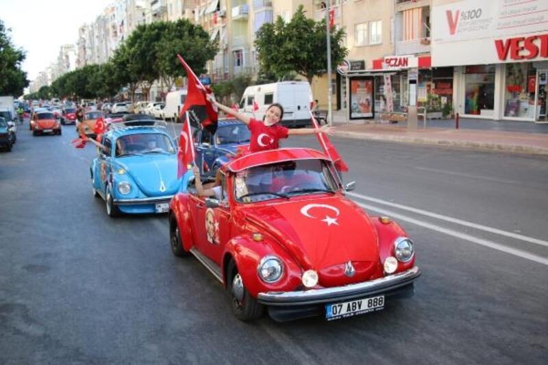 23 Nisan'da mobil fener alayı Antalya'yı dolaşacak