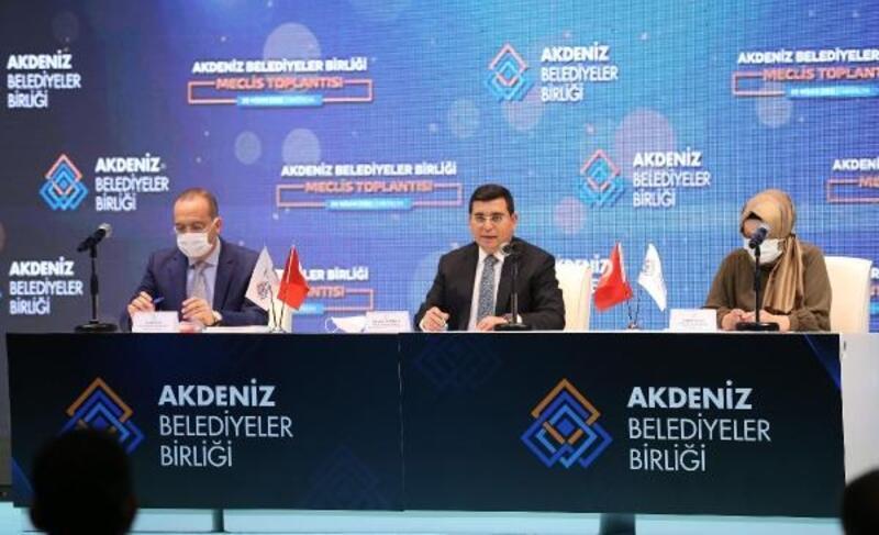 Tütüncü, 4'ncü dönem yeniden AKBB Başkanı seçildi