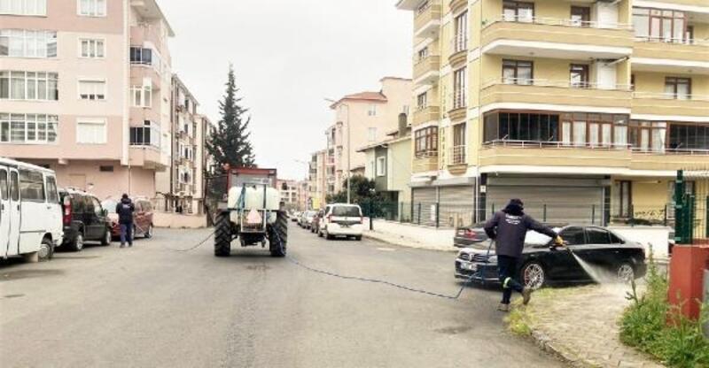Süleymanpaşa Belediyesi, salgınla mücadelede özel ekip kurdu