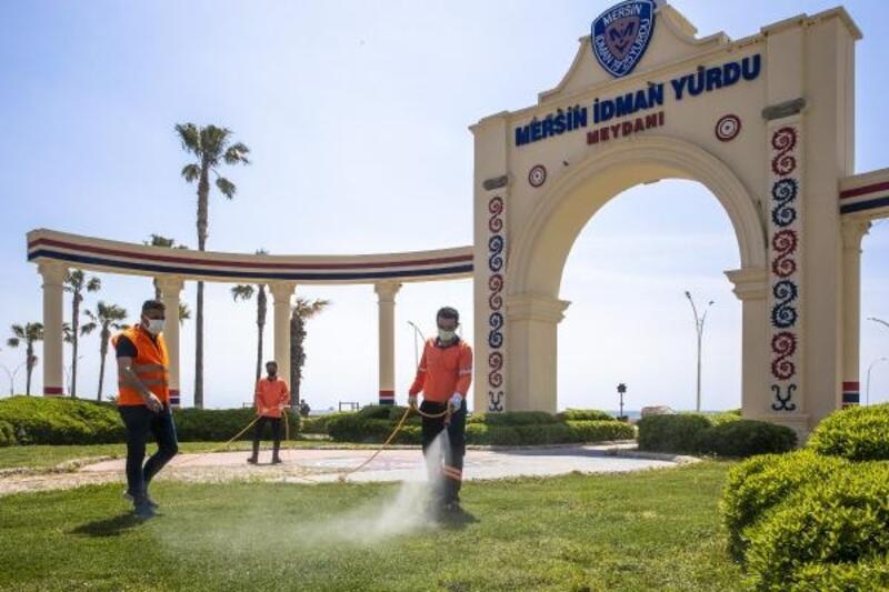 Sıcaklık artışı haşereyi artırdı, Büyükşehir ilaçlamaya hız verdi