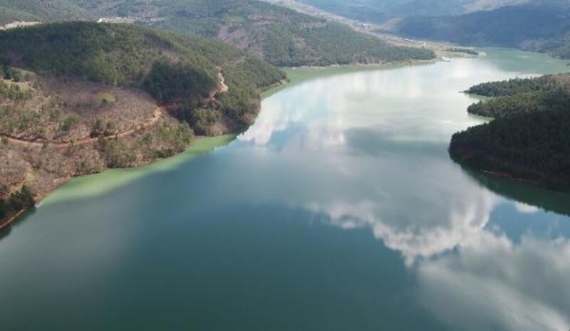Barajlarda 2021 yılı bereketi
