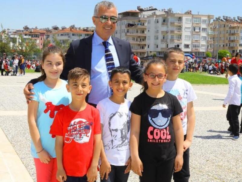 Başkan Sözen'den 23 Nisan mesajı