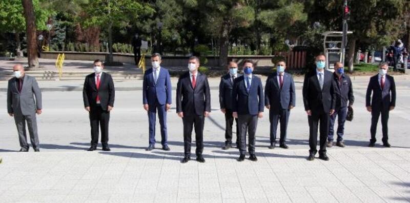 Burdur'da 23 Nisan kutlaması