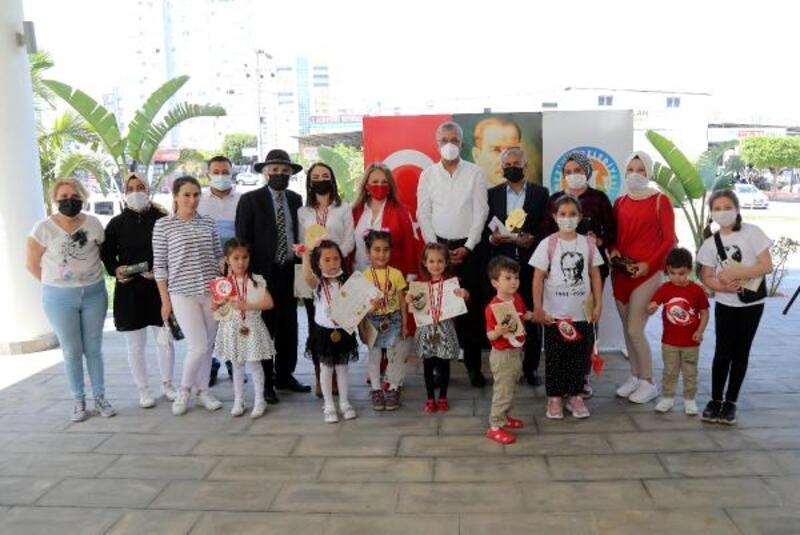 Tepeköy İlkokulu, Ulusal Resim Yarışması'nda Türkiye Şampiyonu oldu