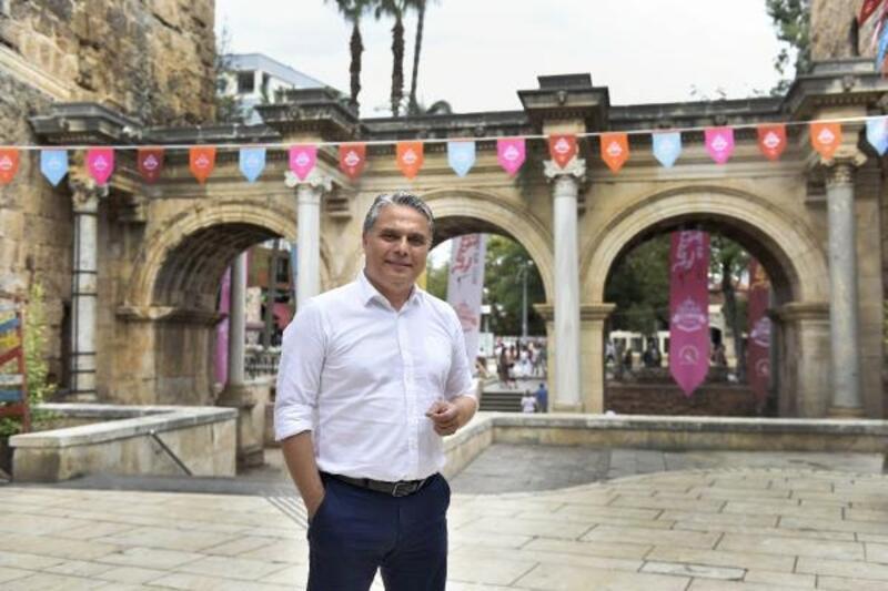 Başkan Uysal, fuarda kültür turizmini anlatacak