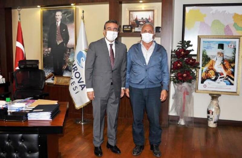 Başkan Soner Çetin'den vefa, şehit babasından teşekkür