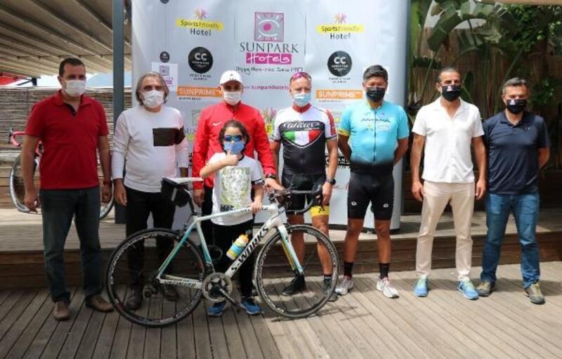 Alanya'dan 'bisiklet dostu otel' sertifikası için başvuru