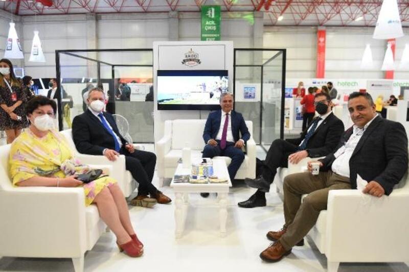 Başkan Uysal: Hedef 100 milyon turist ağırlayan Türkiye
