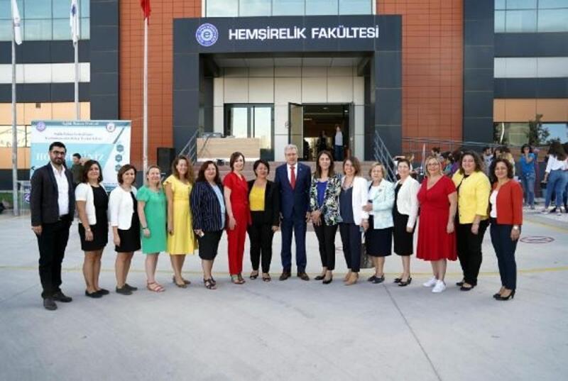 EÜ, Türkiye'de 5 yıllık akreditasyon alan ilk hemşirelik fakültesi oldu