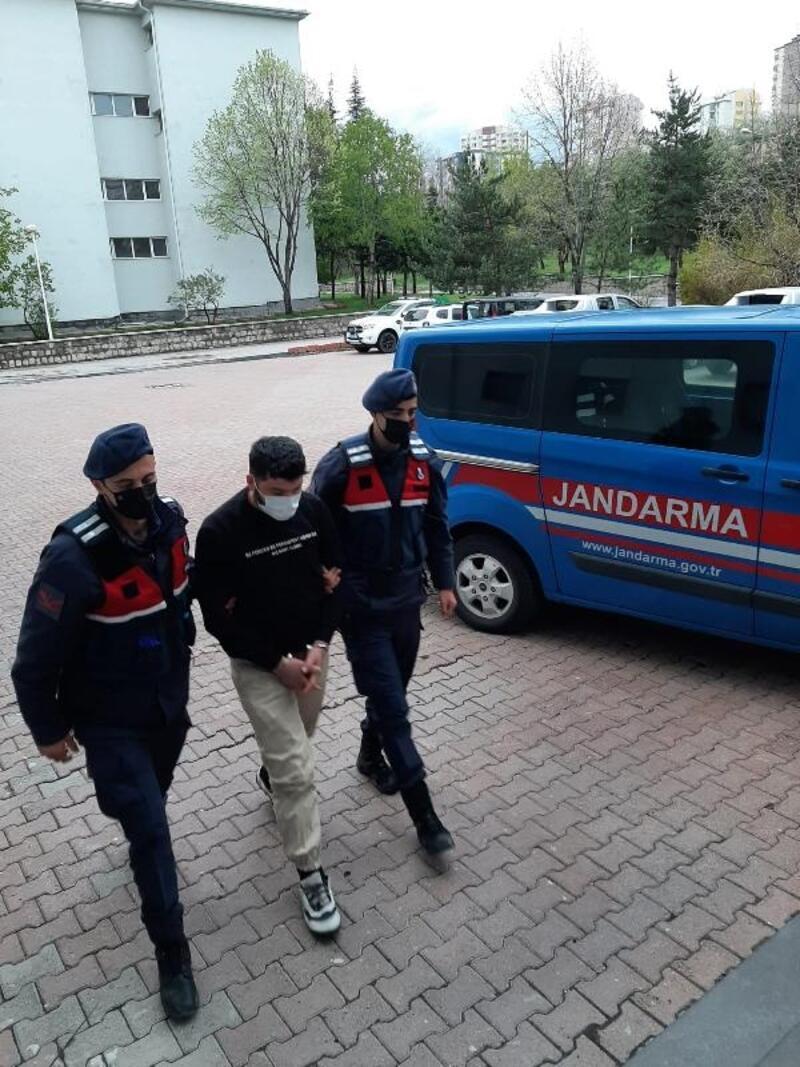 Kayseri'de DEAŞ operasyonu: 1 gözaltı