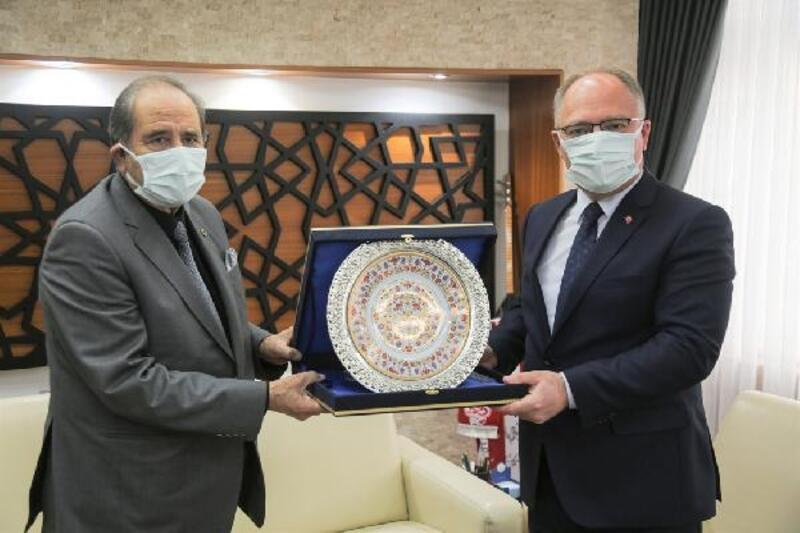 Esnaf odasından Sivas Belediyesi'ne destek teşekkürü